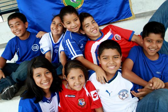 Los centroamericanos somos hermanos