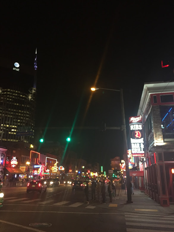 Broadway noche