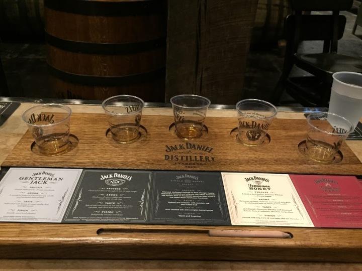 pruebas de whisky